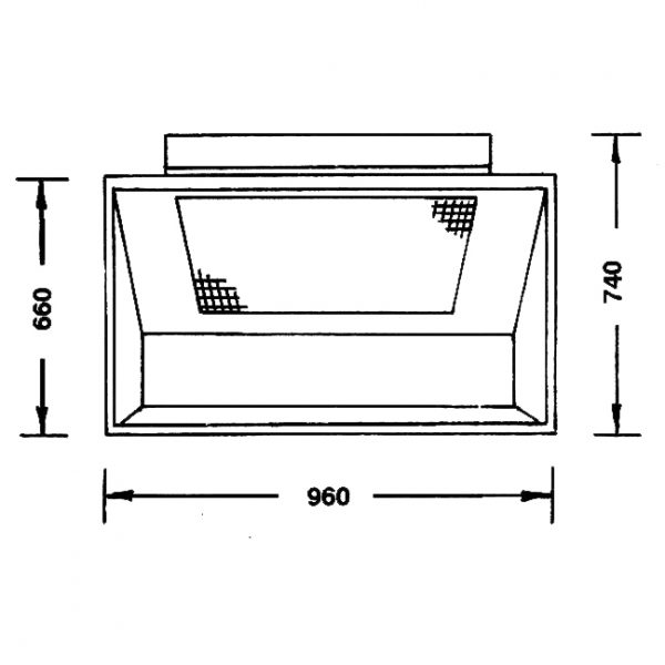 BV100H dimensions