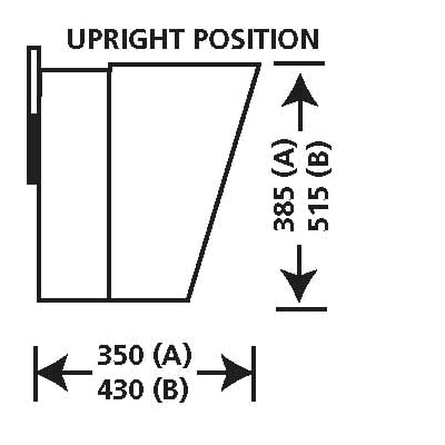 BV300S Upright