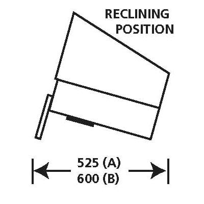 BV300S reclining