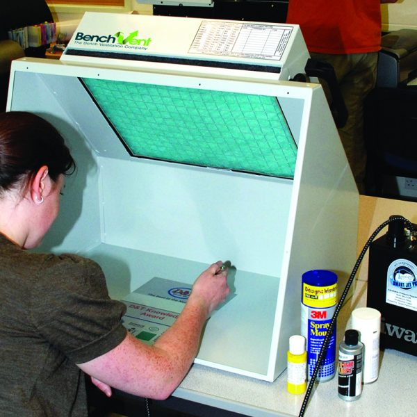 Bench top units for education