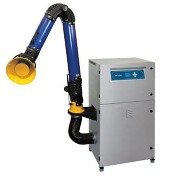 1500i with large extractor arm