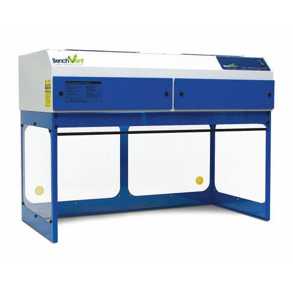 "recirculating laminar flow cabinet 48"" wide"