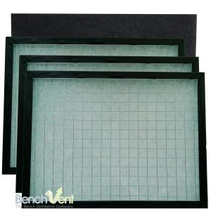 FKA2 – BenchVent Booth A2 Particle and Impregnated Charcoal Filter Kit