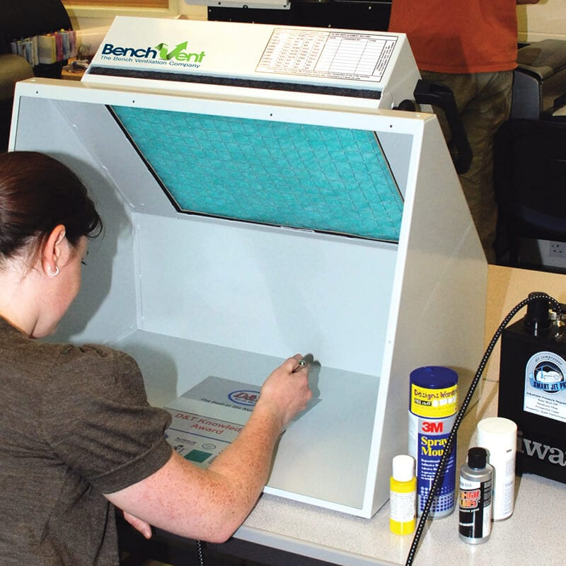 benchtop fume cabinets for schools