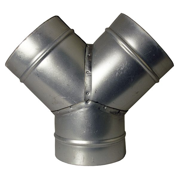 Y Piece for Ducting