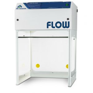"Vetrical Laminar Flow Cabinet- 24"" / 610mm Wide Flow Hood, New with HEPA Filter"