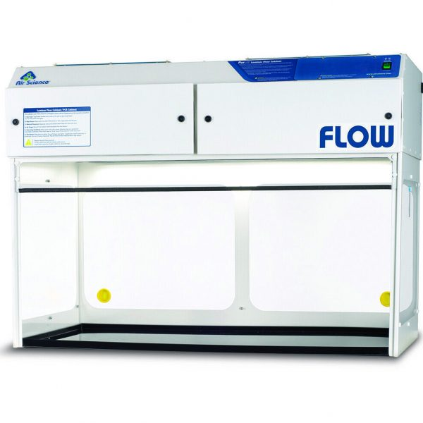 """Vetrical Laminar Flow Cabinet- 48"""" / 1200mm Wide Flow Hood, New with HEPA Filter"""