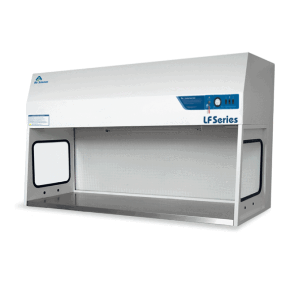 Air Science wide horizontal laminar flow cabinet