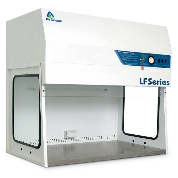 "36"" vertical laminar flow cabinet"