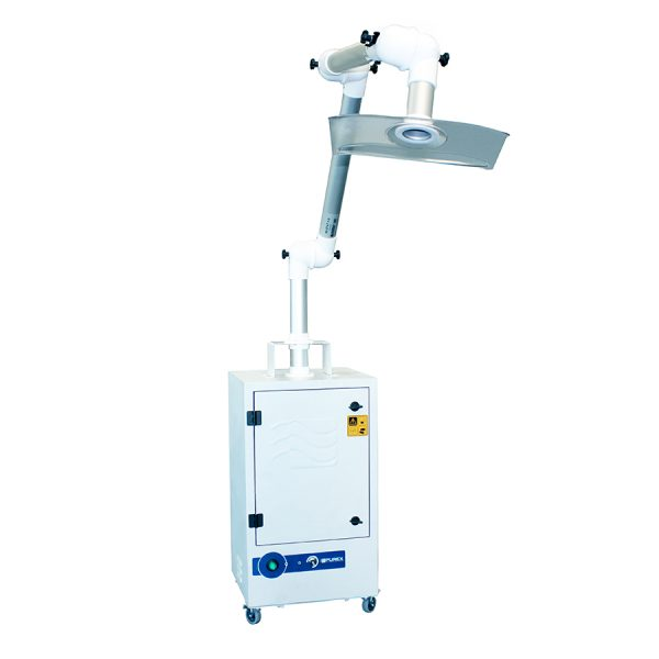 Dental Aerosol Extractor and Filtration