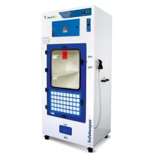 Free Standing Forensic Evidence Drying Cabinet