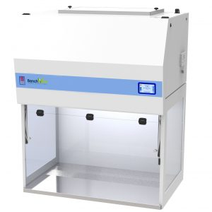 1200mm wide vertical laminar flow cabinet