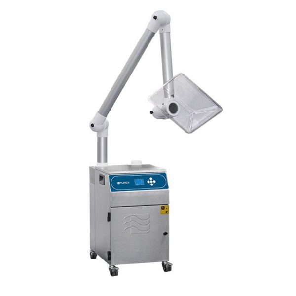 BV650-DFE - Digital Fume Extractor (for Soldering & Electronics)